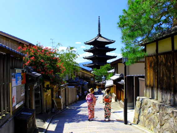 京都市で観光旅行をするなら京都だからこその異文化体験をしてみませんか?