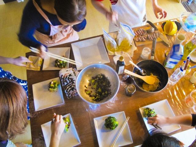 京都の英会話スクール・料理教室【Cooking Sun】は、ビジネスでのおもてなしにも